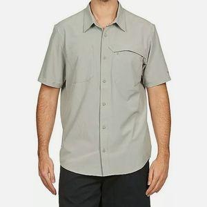 Oakley Men's Agility Button Down Shirt
